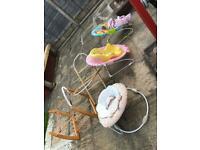 Baby stuff items