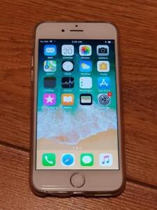 Silver Iphone 6s 128 GB