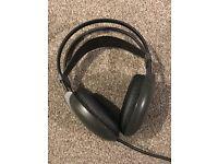 AKG K-55 (K55) Closed Back studio Headphones