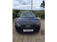 AUDI TT MK1 2006 in great condition and low mileage. Recently serviced and MOT until JAN 2018.
