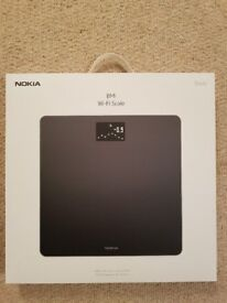 *BNIB* Nokia Body Scale