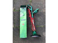 Qualcast corded grass trimmer 450W 30cm cut width