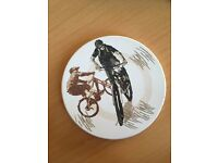 4 Mountain Biking Drink Coasters