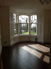 2 Bedroom flat to rent, unfurnished, Broomhill, West End, G11