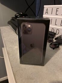 iPhone 11 Pro 64GB Space Grey locked to EE favourite sealed new