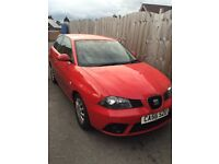 SEAT Ibiza Stylance 1.4L PERFECT FIRST CAR