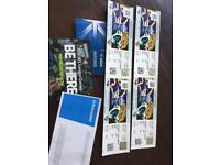 NFL tickets - 2 tickets