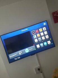 Panasonic 55` Full HD LED LCD TV