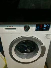 New bosch washing machine