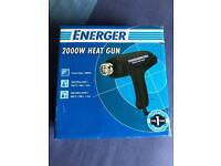 Energer ENB467HTG 2000w Heat Gun 240v - NEW