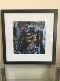 Batman picture never been used open to all offers !!!!