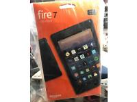 Amazon fire 7 with alexa 8gb brand new sealed on sale