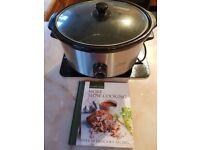 Lakeland slow cooker 6.5 litre brand new