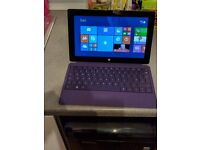 Microsoft Surface Windows touch screen tablet 64gb