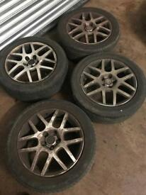 Volkswagen 16 Inch alloys