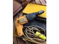 110v electric power drill