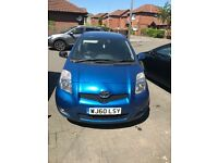 TOYOTA YARIS BARGAIN!! 90000 hpi clear 2 lady owner