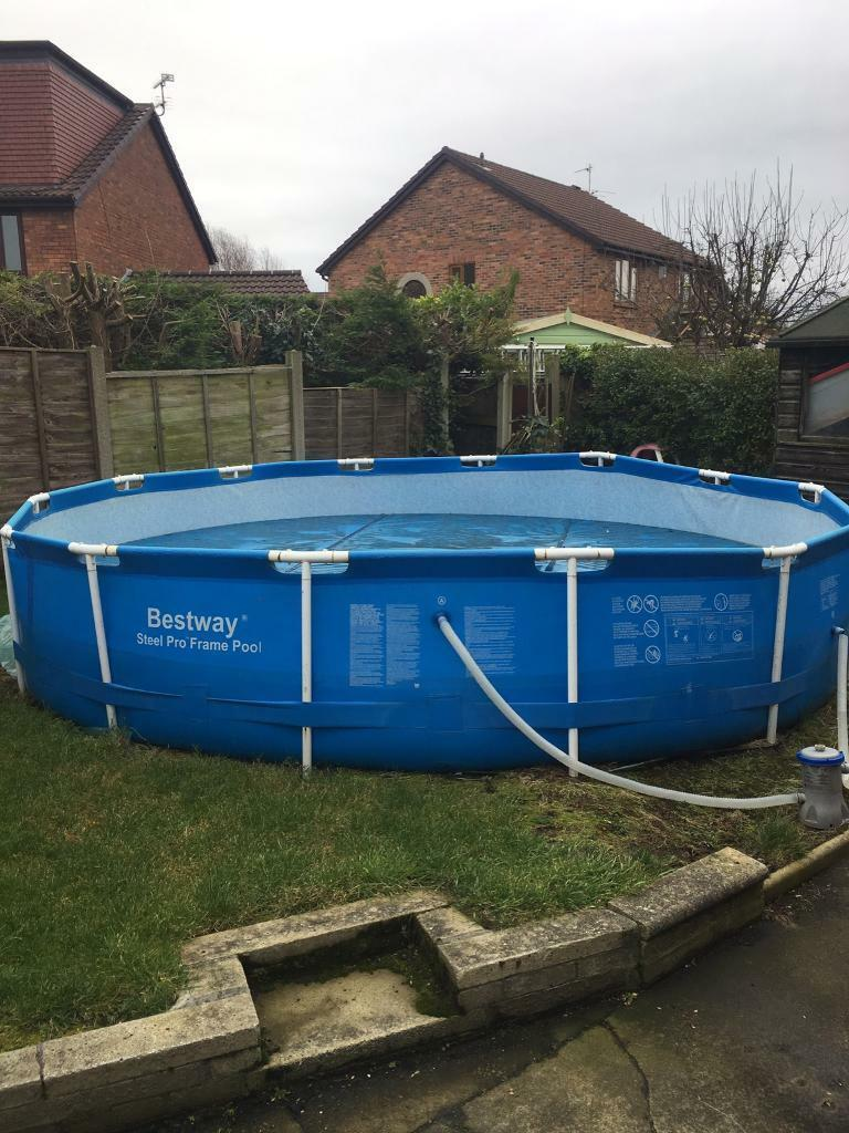 16ft swimming pool   in Southport, Merseyside   Gumtree