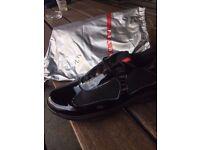 Prada Sneakers for sale SIZE 5 - Brand New in Shiny Black - £120