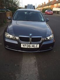 2006 BMW 318D ES GREY