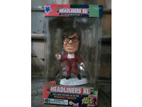 Limited Edition Austin Powers Headliners XL figure