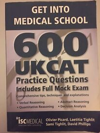 UKCAT Offical Book