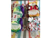 Brand New Hard to Find Bumgenius cloth nappy elemental Freetime Maggie Tay Tay Unicorn