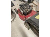 Mountfield LS45 self propel mower