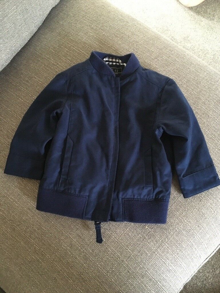 be5fc646728bcb Boys Navy Next Jacket