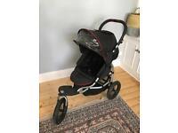 3 wheeler pushchair Mamas & papas sport 03
