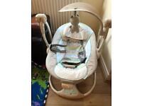 Baby swing Ingenuity ConvertMe swing-2-seat