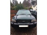 Subaru Forester 2.0 x 2005 (AWD) ****For sale/ swap ****