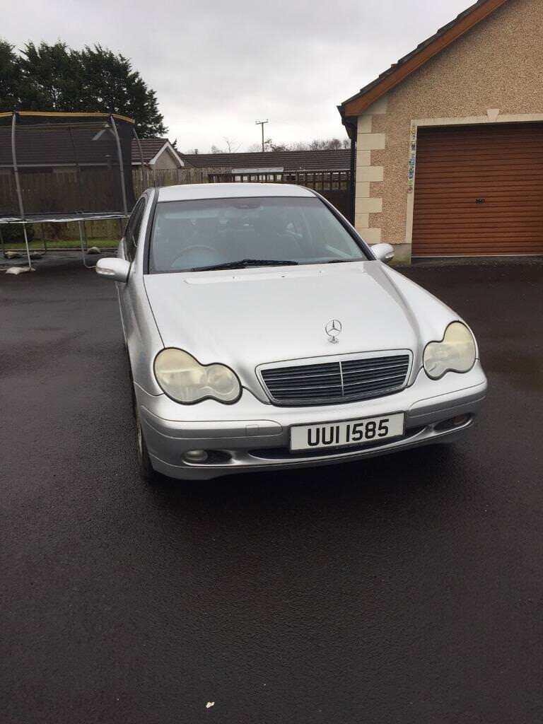 Mercedes C220 Cdi Classic Auto In Ballymoney County Antrim Gumtree
