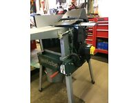 Metabo HC 260 Wood Plane thicknessor