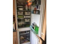 Electrolux integrated fridge/freezer