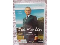 """""""DOC MARTIN"""" DVDS STARRING MARTIN CLUNES COMPLETE SERIES 1 & 2 & 3 & 5 & 1-4 & EXCELLENT CONDITION"""