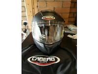 Men's caberg motorbike helmet