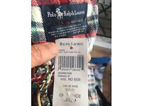 Ralf Lauren Italian scarf - brand new with tags