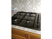 New world gas hob
