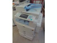 Ricoh MPC4000 A3 A4 Colour photocopier printer scanner 40cpm