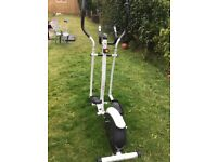 V fit cross trainer used good condition