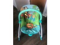 Baby Chair Bright Start
