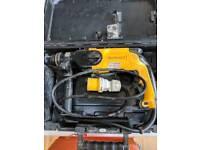 Dewalt D25113-lx 110v sds hammer drill