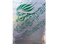 New 48x Kingspan 1200mm x 450mm / 40mm