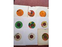 "76 x Reggae Vinyl 45s 7"" (Lot 2)"