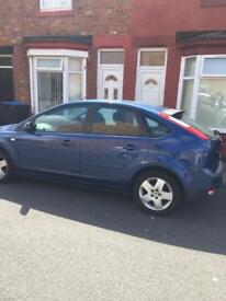Ford Focus 1.6 diesel, reliable decent car