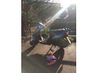 Sym city hopper moped 50cc