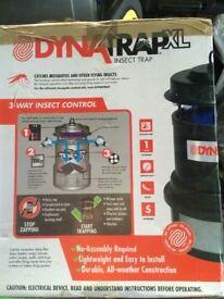 DYNA TRAP XL Insect Zapper Brand new In Box