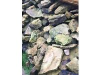 Natural Building Stone/dry stone walling