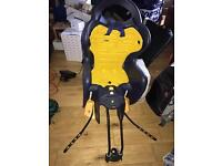 Bellelli kids bike seat excellent condition